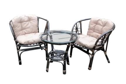 Набор дачной мебели Garden Story Багамы Мини BТS01-МТ002 коньячный, бежевый