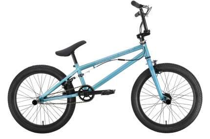 Велосипед Stark Madness BMX 3 2021 One Size синий/белый