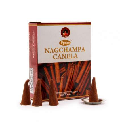 Благовония Конусы Ppure Cinnamon Корица
