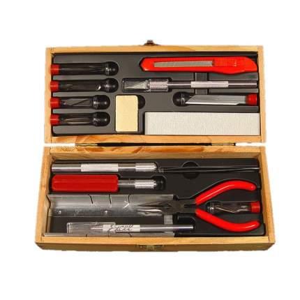 Набор инструментов EXCEL EX44291, для судомоделиста