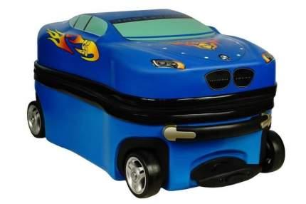 Чемодан детский Atma kids Supercar 95, 46 см