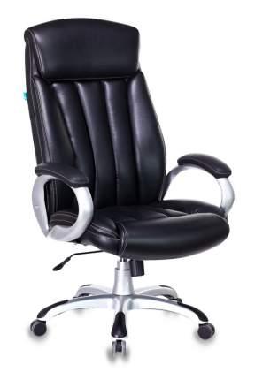 Кресло руководителя Бюрократ T-9922/BLACK-PU BUR_1115300, черный
