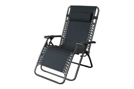 Кресло-шезлонг Hoff Creta 80323614 черный