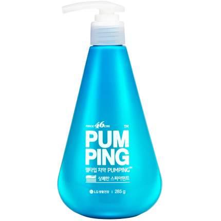 Зубная паста Perioe Pumping Cool mint 285 г