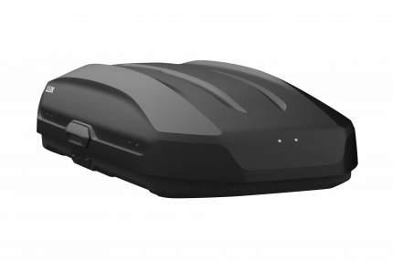 Бокс на крышу автомобиля LUX TAVR 175 LUX-791040 450л черный матовый 175х85х40