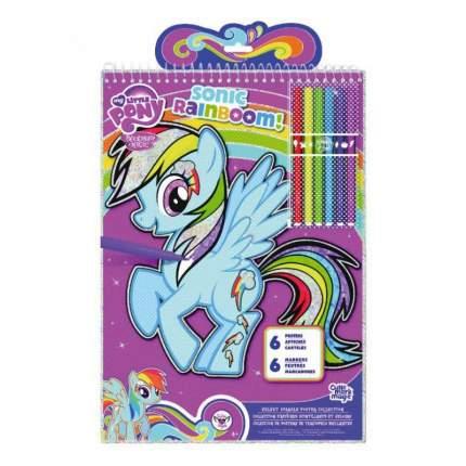 Постеры «Звуковая радуга», Мой маленький пони