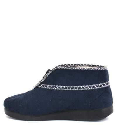 Ортопедические ботинки ORTOMED 803 A-T37LN, синие 42 RU