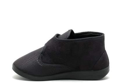 Ортопедические ботинки ORTOMED 6011 S05-T44-PU-T44-Q99, черные 40 RU