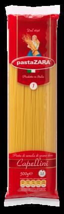 Макаронные изделия Capellini PastaZara 500 г