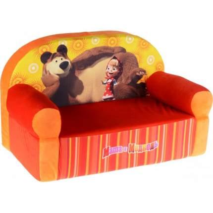 Мини Диван Детский СмолТойс Маша и Медведь