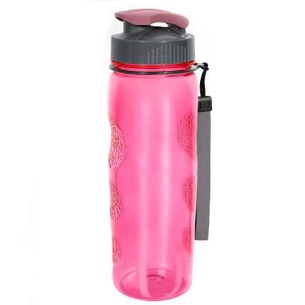 "Бутылка для вoды спортивная ""Termico"" 0,6 л, Розовая"