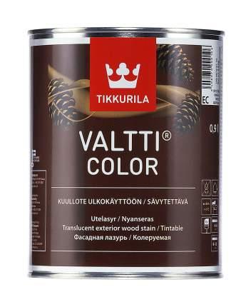 Лазурь фасадная Tikkurila Valtti Color колеруемая 0,9 л