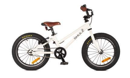 Детский велосипед Shulz Chloe 16 Race (2021) (Белый) 21Ch16_White