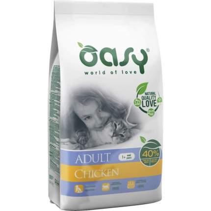 Сухой корм для кошек Oasy Dry Cat, курица,  1.5кг
