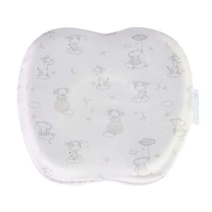 Подушка детская Фабрика облаков Бабочка съёмный чехол, до 1 года FBD-0002 в ассортименте