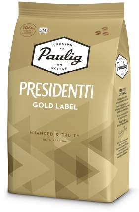 Кофе в зернах Paulig Presidentti Gold Label, 1 кг