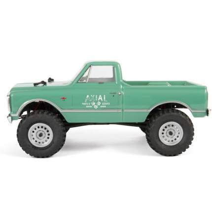 Радиоуправляемая машинка Axial 1:24 SCX24 1967 Chevrolet C10 4WD Brushed RTR