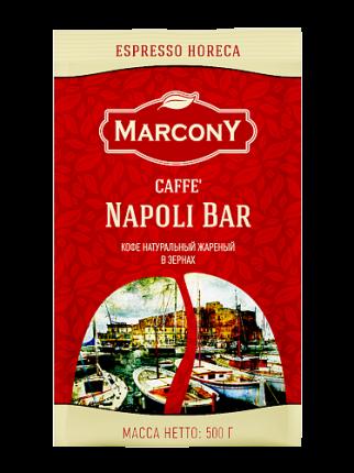 Кофе Marcony Napoli Bar в зёрнах 500 г