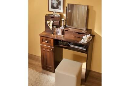 Туалетный столик Hoff 79,1х92,6х40,3 см, коричневый