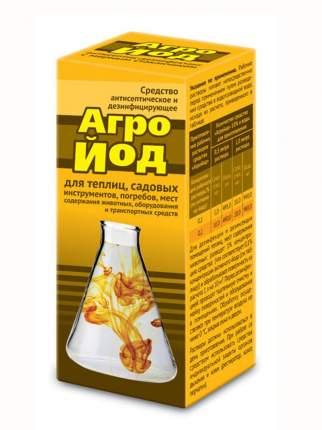 Средство для защиты от болезней комплексное Ваше Хозяйство Агройод 100 мл