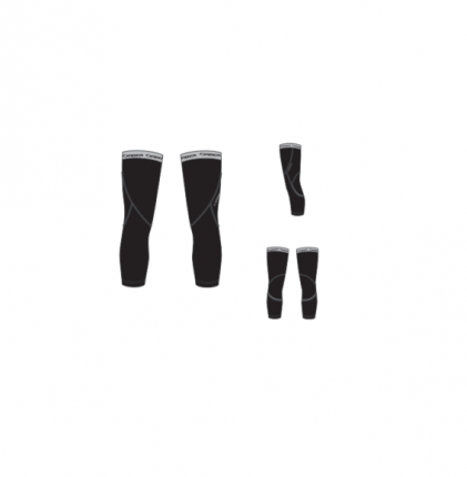 Наколенники Orbea Knee RMT1, черные, S