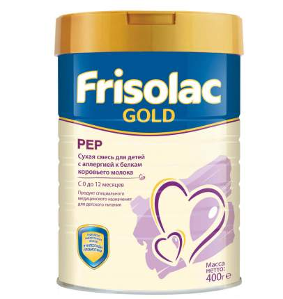 Молочная смесь Friso Gold Pep от 0 до 12 месяце,  400 г