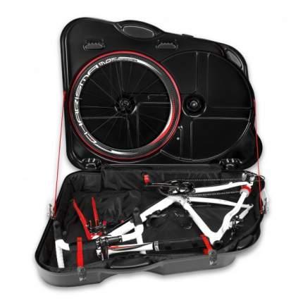 Чемодан кофр для велосипеда SCICON AEROTECH EVOLUTION X TSA - BLACK