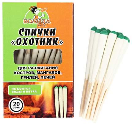Спички туристические Воанда 6367 20 шт в упаковке