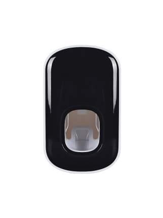 Дозатор диспенсер для зубной пасты механический Monblick Mechanic, черный