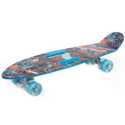 Скейт N.Ergo Т17043С
