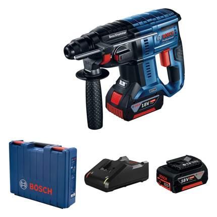 Перфоратор Bosch GBH 180-LI BL Set патр.:SDS-plus уд.:2Дж аккум.