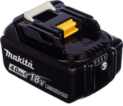 Аккумулятор BL1840B (18В, 4Ач, индикатор заряда), картон, 1шт,197265-4