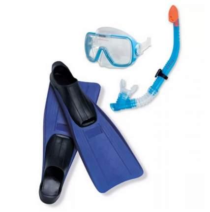 Набор маска + трубка + ласты Intex Wive Rider Set 55958