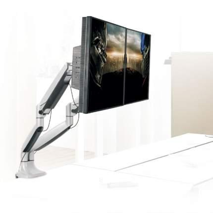 Кронштейн для монитора ARM MEDIA LCD-T32 Silver