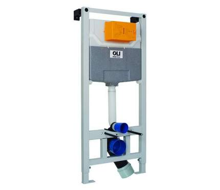 Инсталляция OLI 120 ECO Sanitarblock pneumatic 879235