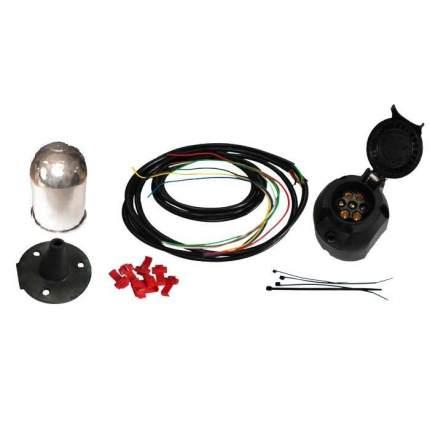 Leader Plus Комплект электрики к ТСУ, универсальный, 1,8м (Хром)