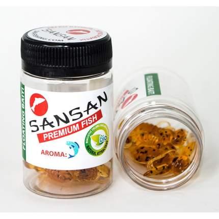 Силиконовая приманка Sansan Wasp 35f COL.04 3,1 г, 3 шт.