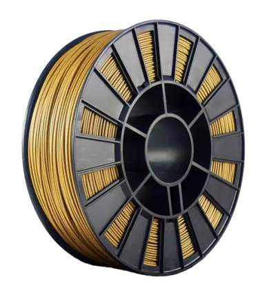 Пластик для 3D-принтера Lider-3D Premium PLA Gold (117722-07)