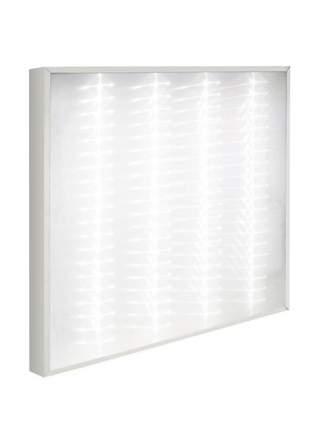 Панель LED подвесная 600x600x21mm (EMC) ELVAN 001-36W-4000K Панель LED