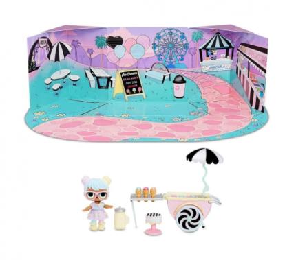 Игровой набор L.O.L. Surprise Furniture Ice Cream Pop-Up with Bon 564911