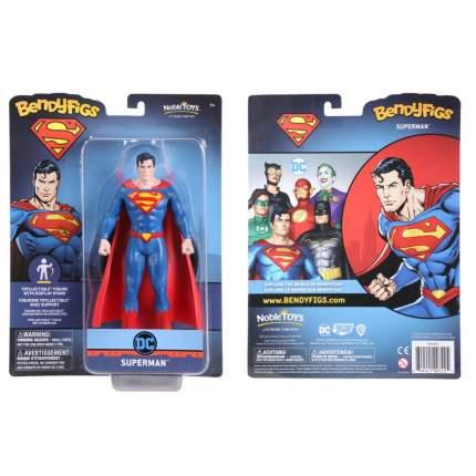 Фигурка Noble Collection Bendyfig DC Супермен