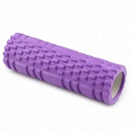 Ролик для йоги и пилатеса SPF Fitness SPF-D14, фиолетовый