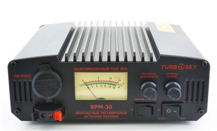 Блок питания Turbosky BPM-30 импульсный регулируемый