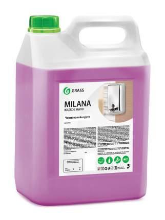 Жидкое крем-мыло 'Milana' черника в йогурте канистра 5 кг.