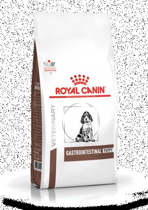 Сухой корм для щенков ROYAL CANIN Vet Diet Gastro Intestinal Junior GIJ29, птица, 1кг