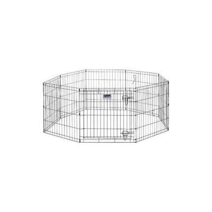 Манеж для собак Savic Dog Park внешний, металлик 61х61см