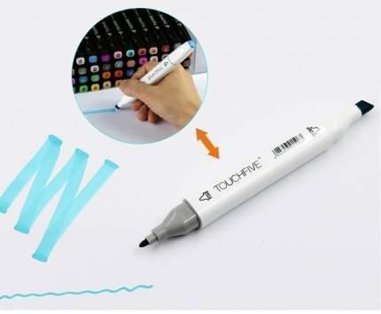 Набор маркеров спиртовых TouchFive Architecture 60 цветов