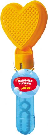 Драже Конфитрейд со вкусом клубника-яблоко-лимон с подарком мыльные пузыри 5 г