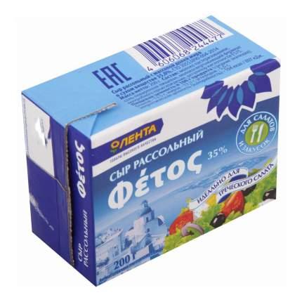 Сыр Лента Фетос 200 г