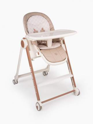 Стульчик для кормления Happy Baby BERNY V2 Beige
